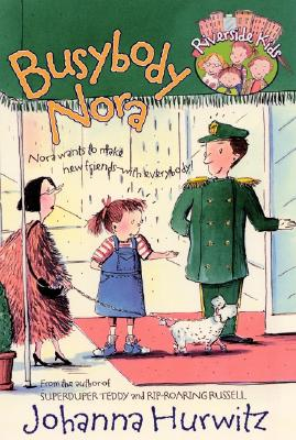 Busybody Nora By Hurwitz, Johanna/ Tilley, Debbie (ILT)