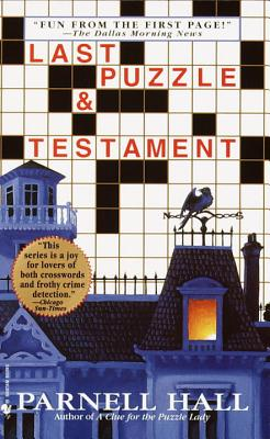 Last Puzzle & Testament By Hall, Parnell