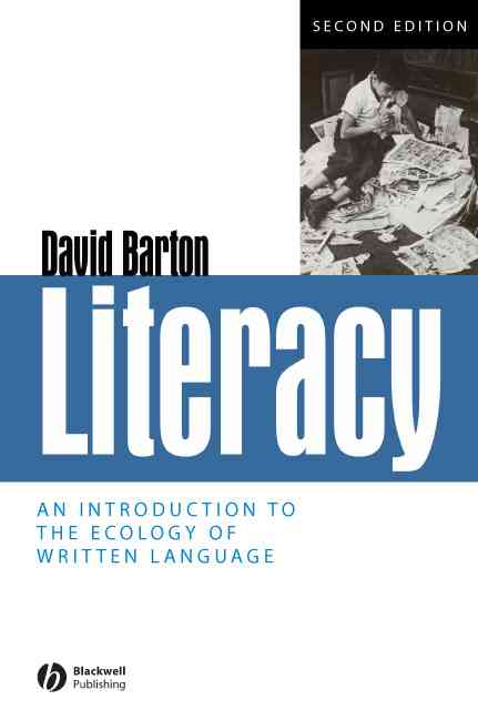 Literacy By Barton, David